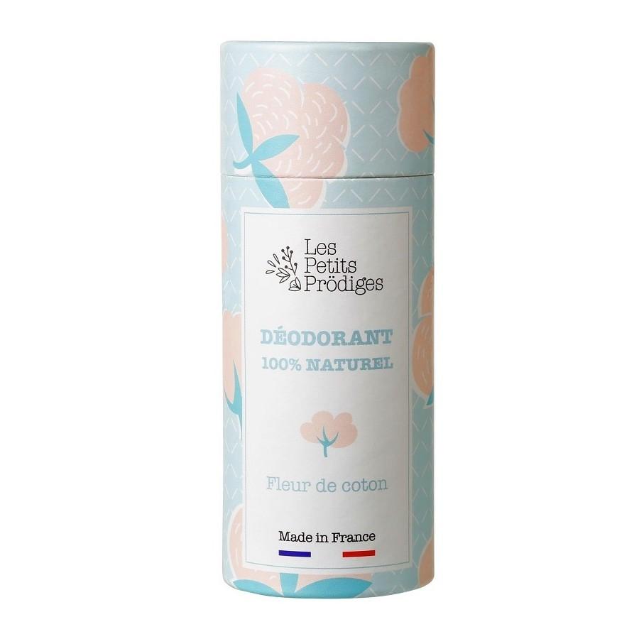 Déodorant Fleur de Coton 100% naturel