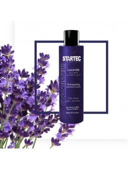 Shampoing colorant blond polaire Startec