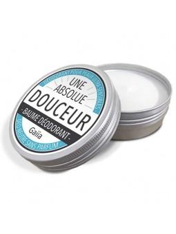 """Baume déodorant """"Une absolue douceur"""" sans parfum Gaiia"""