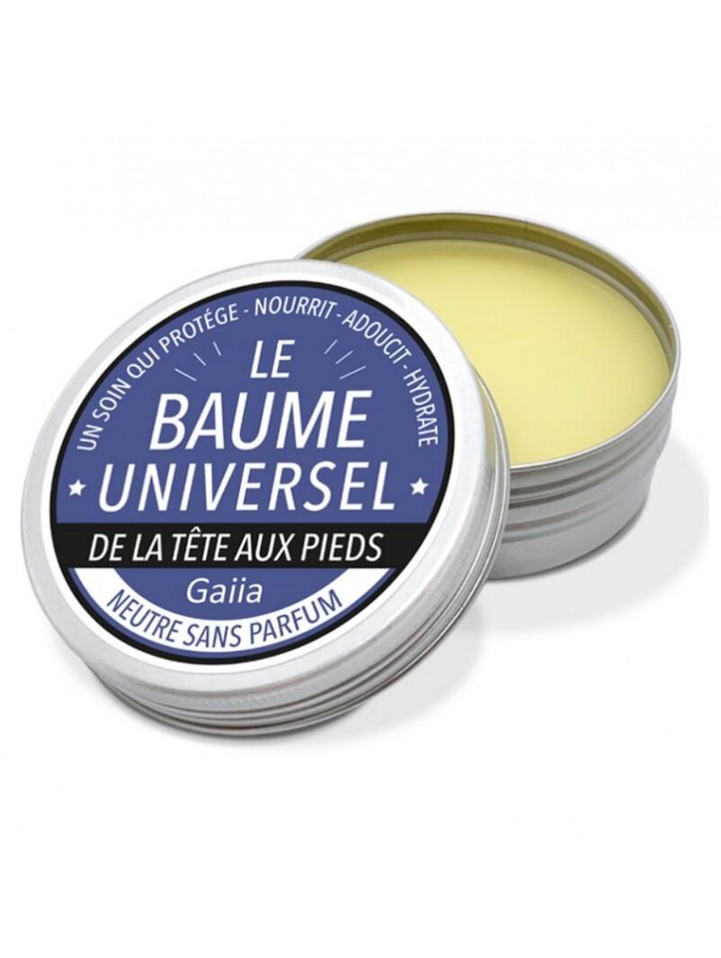 """Baume corporel hydratant """"De la tête aux pieds"""" sans parfum Gaiia"""