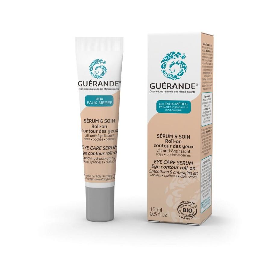 Sérum & Soin contour des yeux Bio Guérande Cosmetics