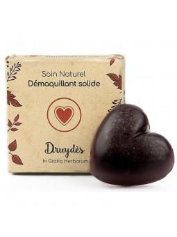 Démaquillant solide naturel et bio Druydès