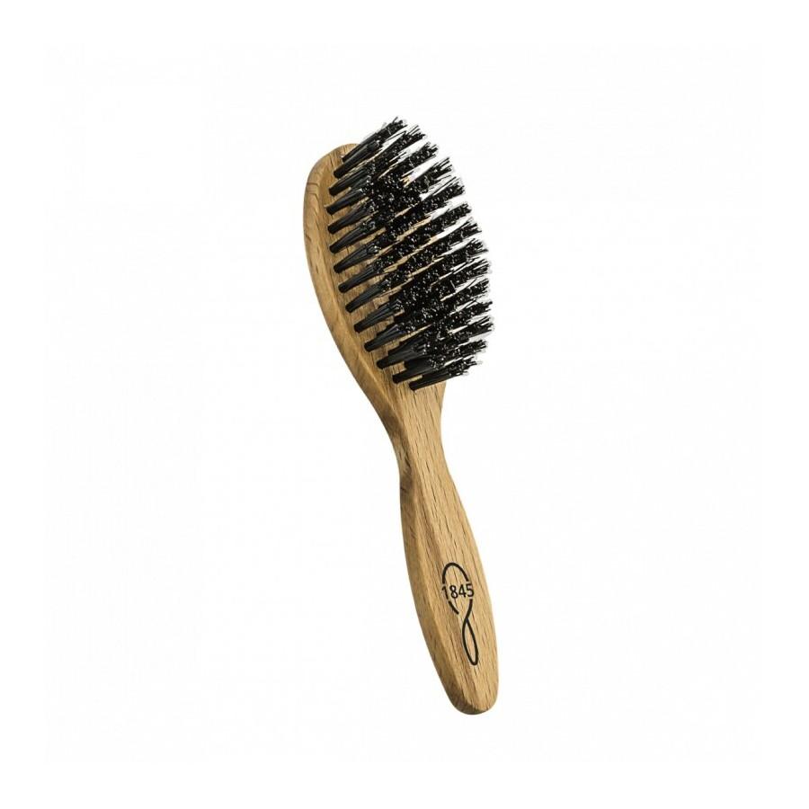 Brosse à cheveux sac à main 1845