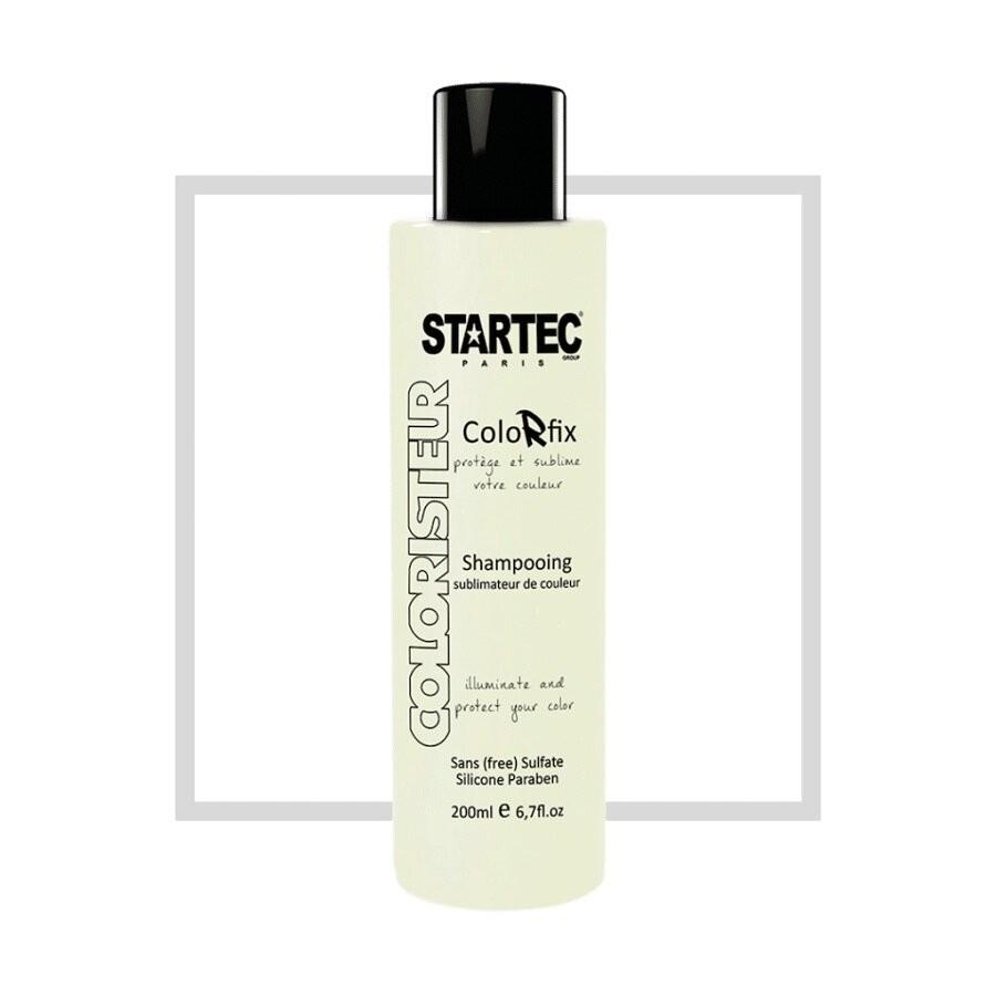 Shampoing fixateur de couleur Colorfix Startec