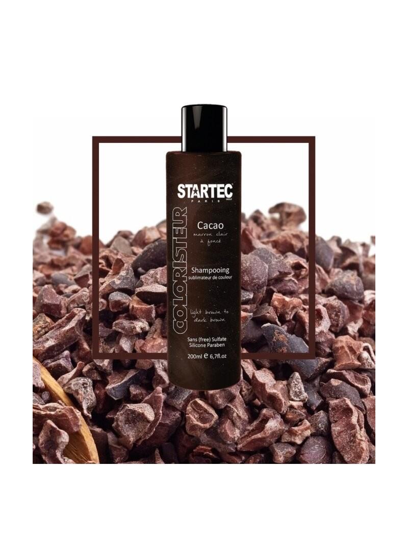 Shampoing colorant marron clair Startec