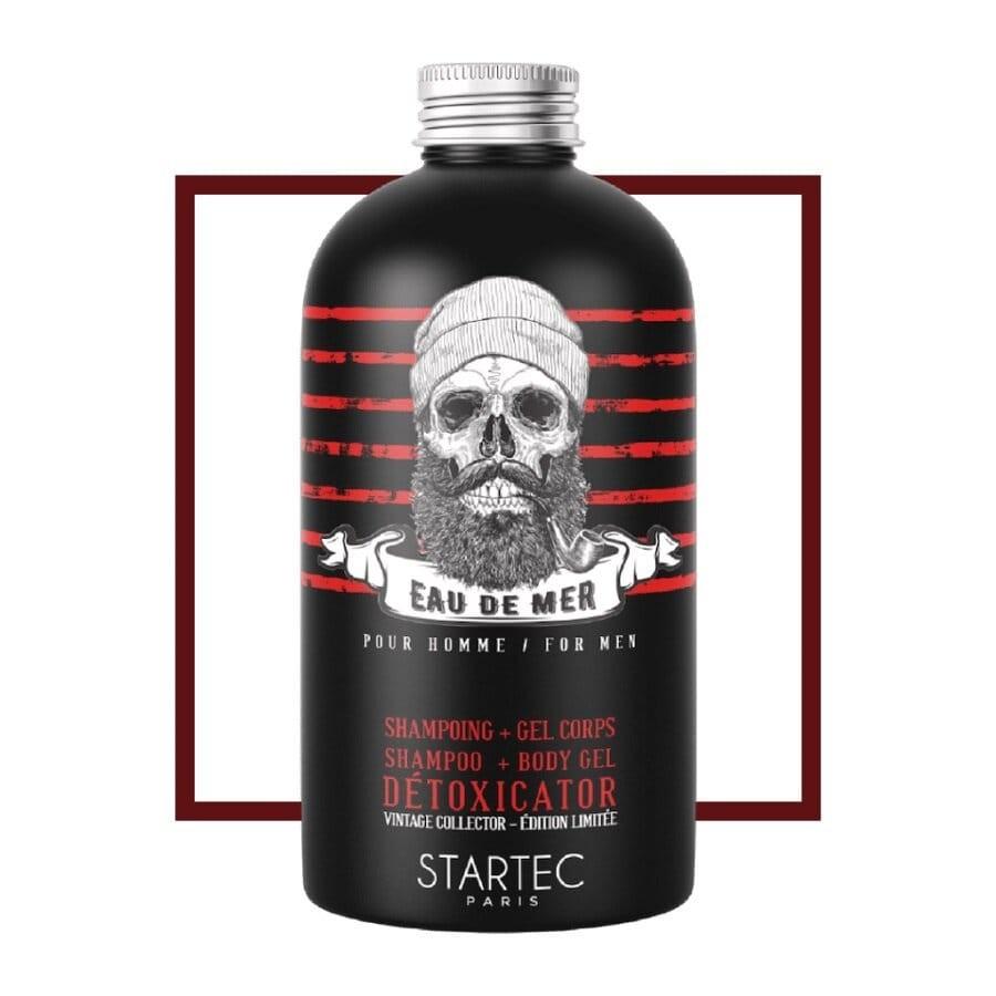 Shampoing détoxifiant + gel corps Detoxicator Startec