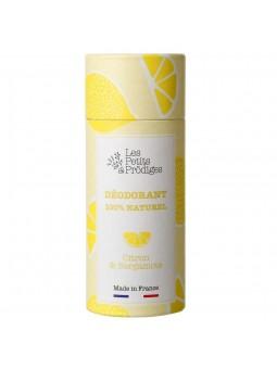 Déodorant citron & bergamote 100% naturel