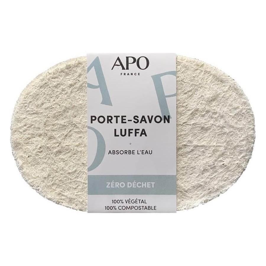 Porte-savon en luffa 100% naturel APO France