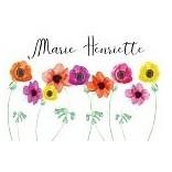 Marie Henriette | Cotons démaquillants lavables en coton bio